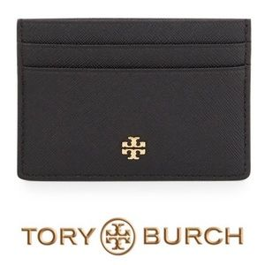 Tory Burch • Robinson Slim Card Case • NWT